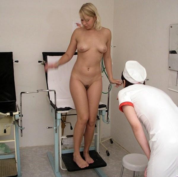 девушки голые на медкомиссии