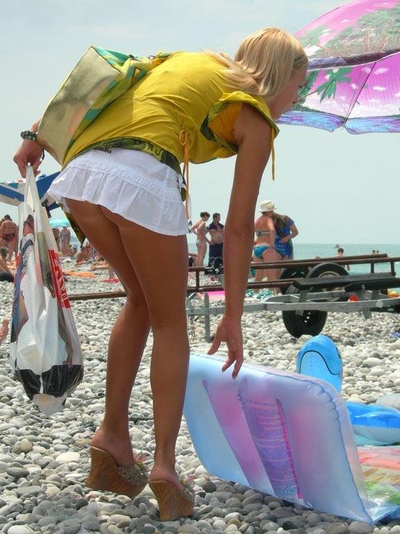 Фото на пляже засвет фото 398-334