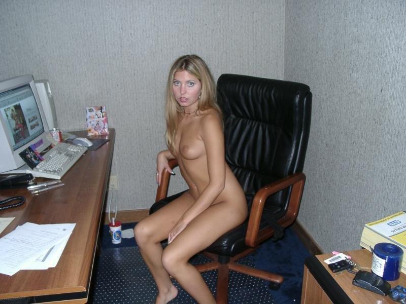 Онлайн На Работе Девушка Эротика