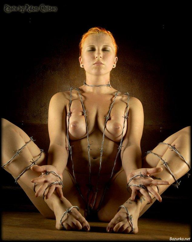 порно фото связанных веревками