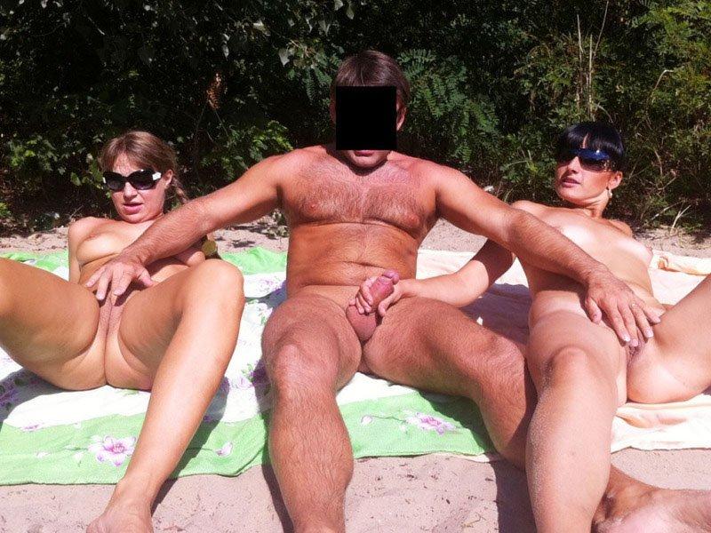Порно фото нудисты