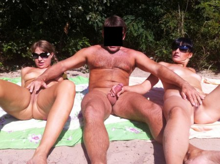 секс на пляже фото частное