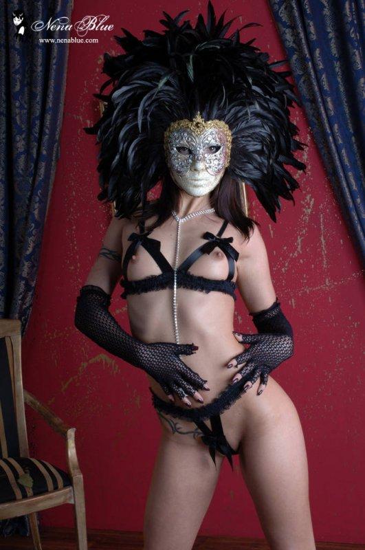 Эротический маскарад порно фото