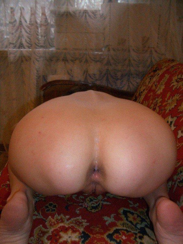 Русский порно в жопе женой