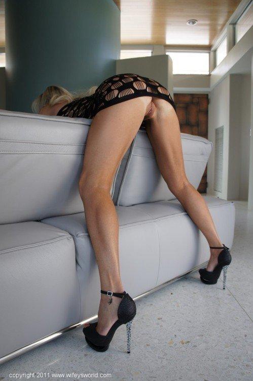 на каблуках порно фото галереи