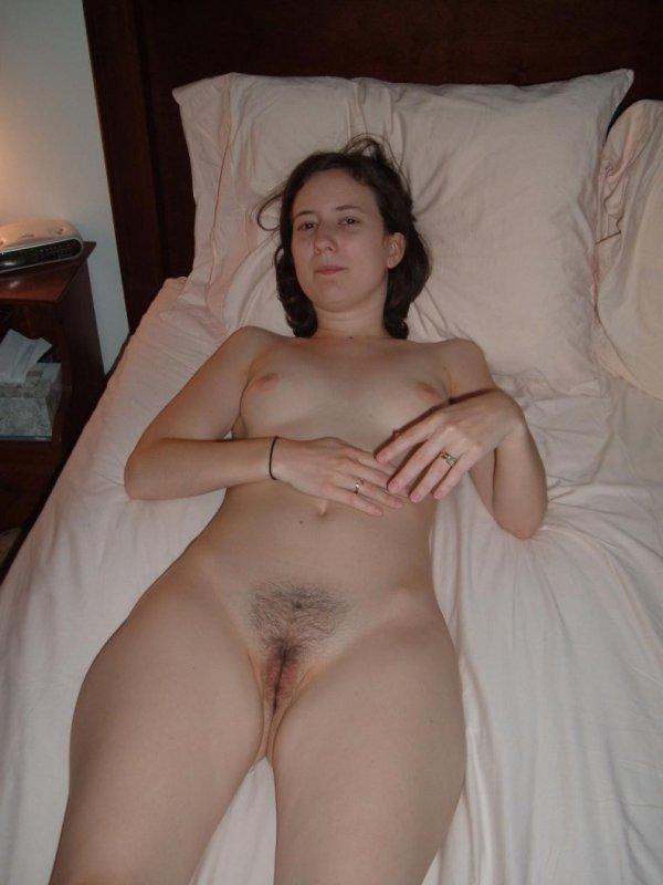 фото голой женщины с волосатой писькой