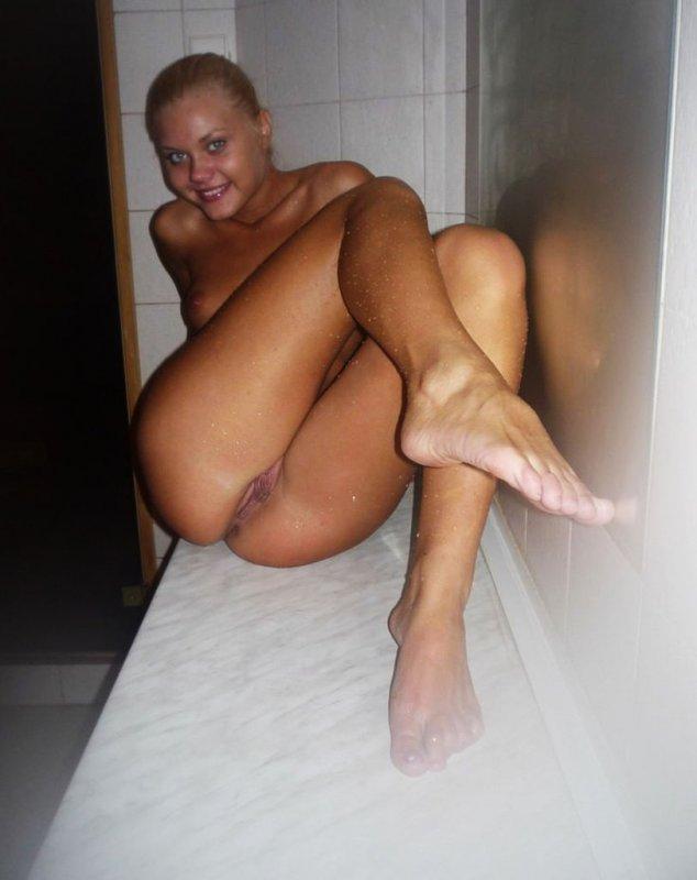 Голая женская ступня фото 767-398