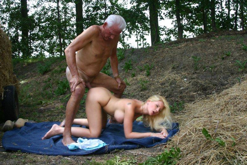 Порно смотреть старый фермер