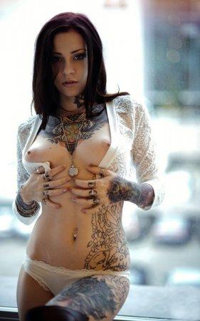 фото красивых полностью голых девушек