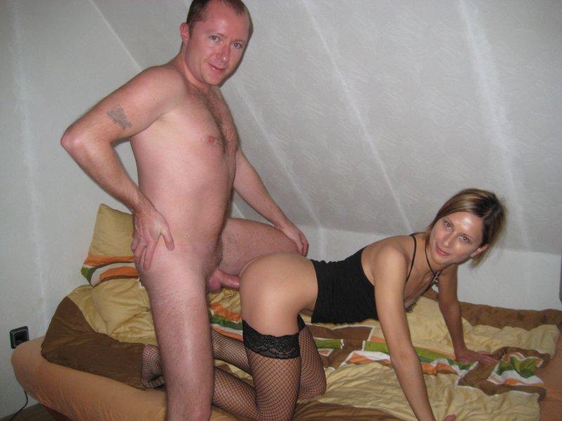 Секс с молодой любовницей