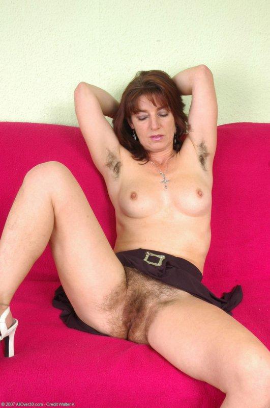 Секс волосатые мамаши
