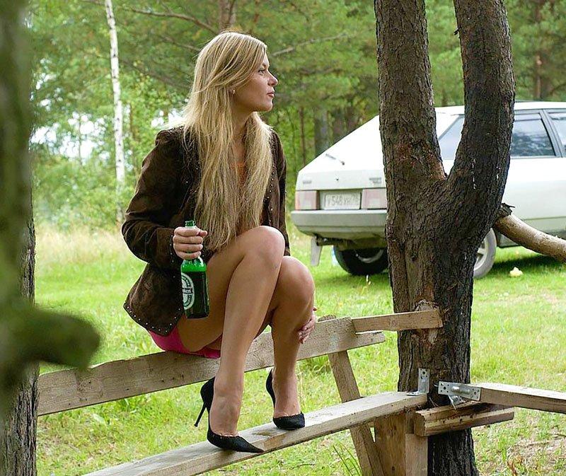 красивые русские девушки писают