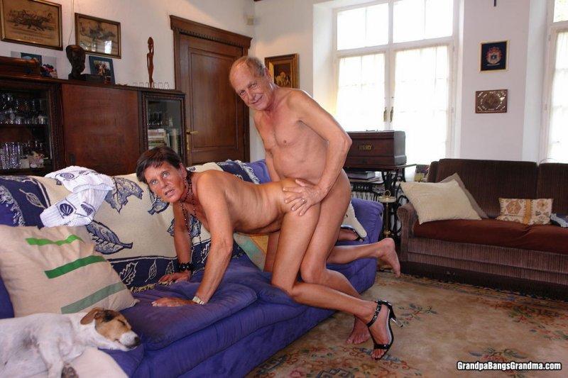 старики com порно