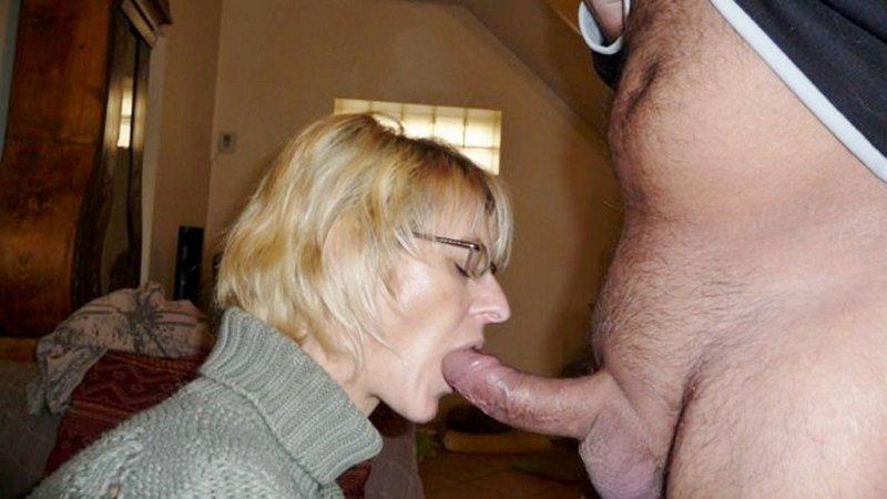миньет больших членов женщин в возрасте