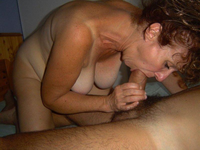 членов в возрасте миньет женщин больших