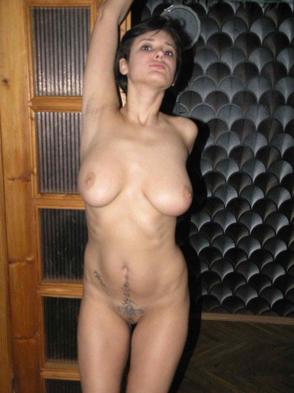 фото голых грудастых жен