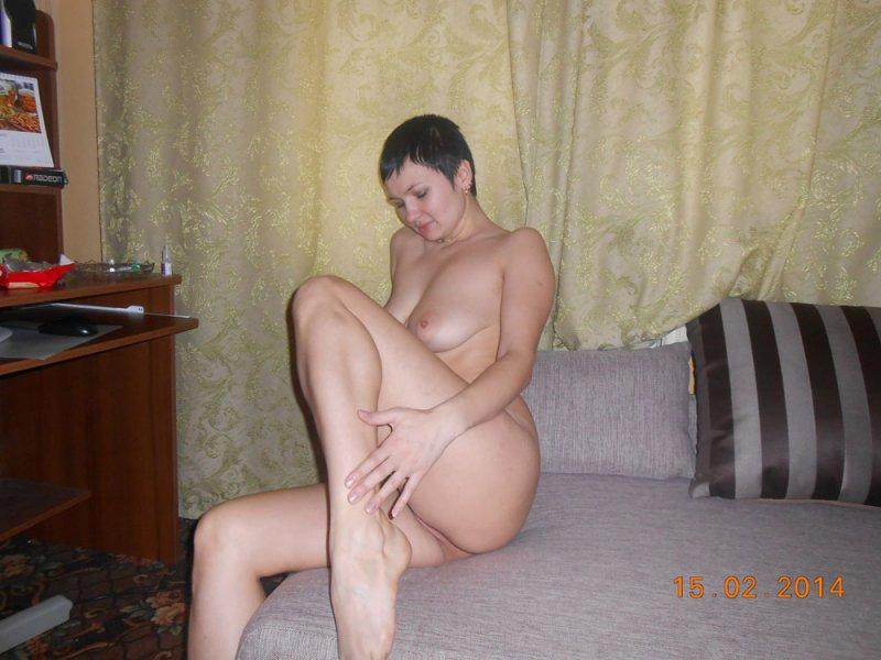 порно фото с короткой стрижкой