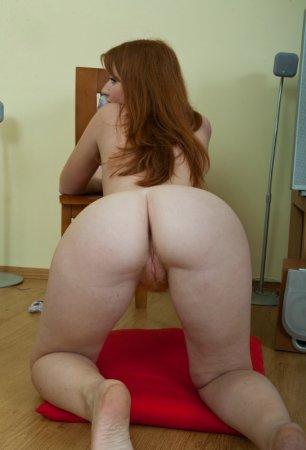 смотреть порно с рыжей пиздой