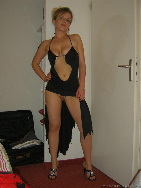 Жена в эротическом платье фото 218-236